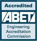 Engineering Accreditation Commission of ABET logo